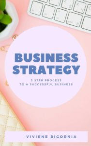 FREE EBOOK: Business Strategy, 3 Step Process to a Successful Business